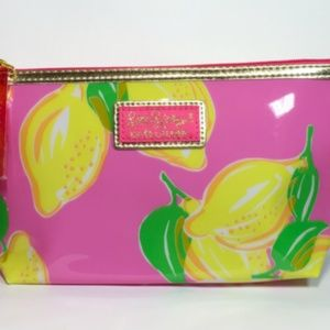 Lilly Pulitzer Estee Lauder Makeup Bag